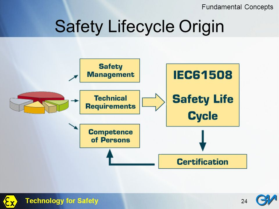 Safety Lifecycle Origin