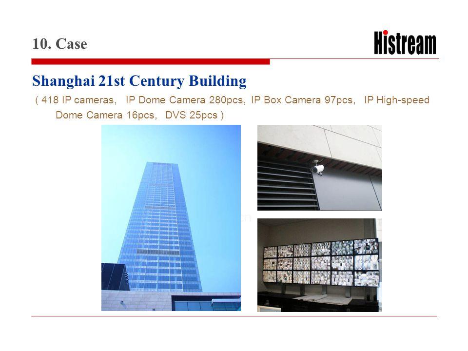 Shanghai 21st Century Building
