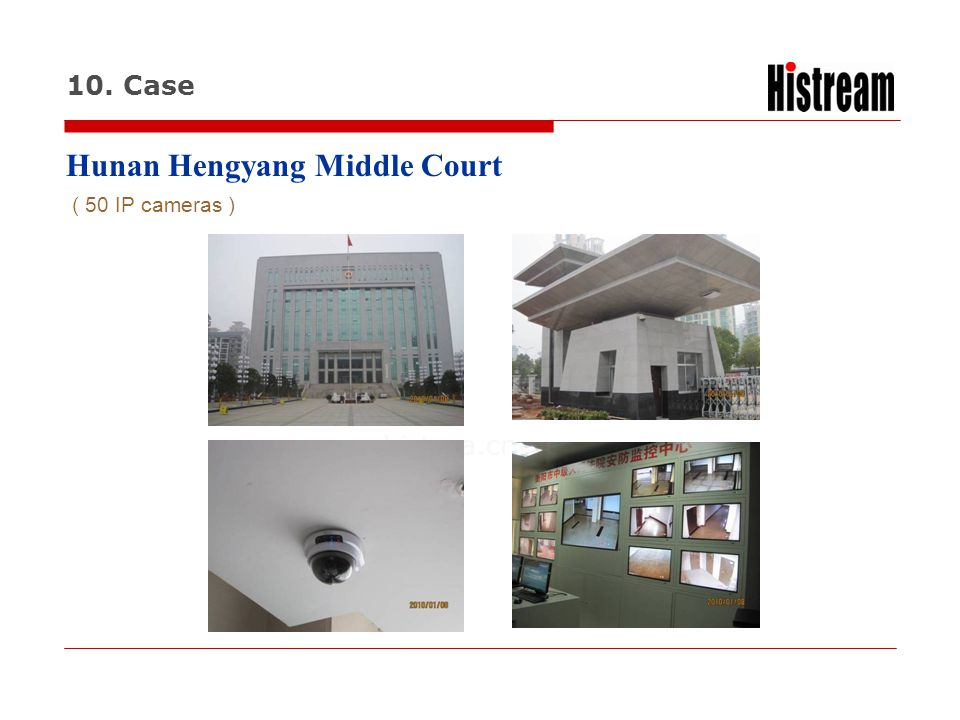 Hunan Hengyang Middle Court