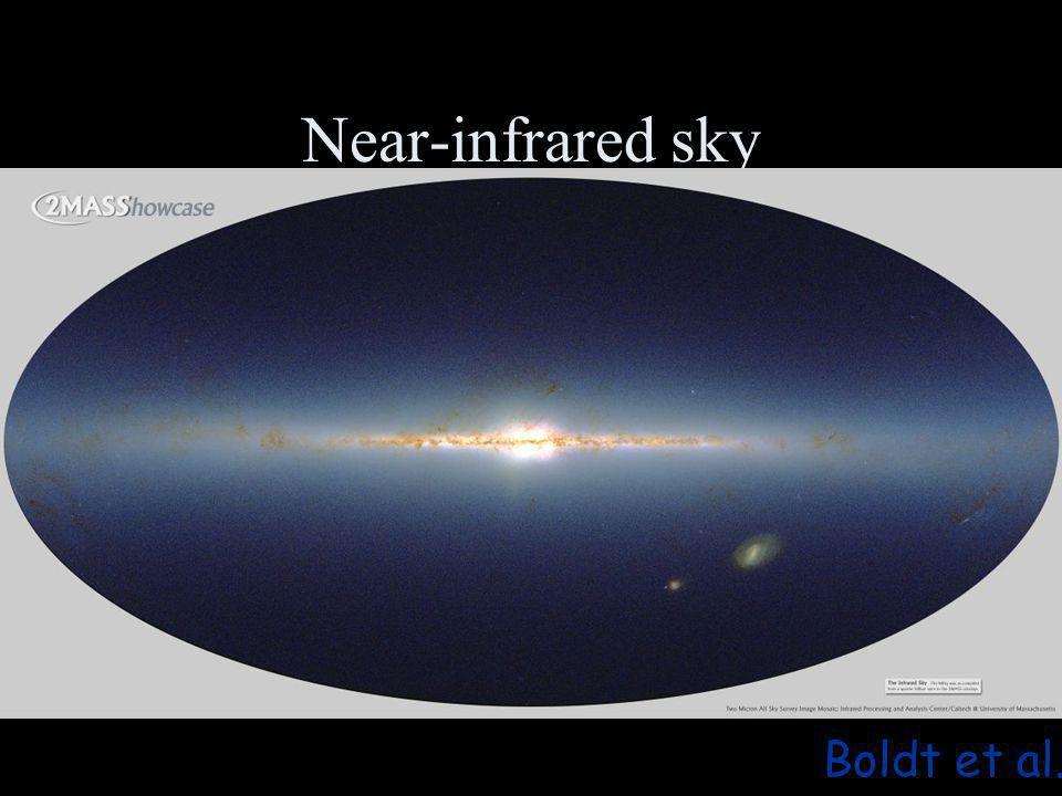 Near-infrared sky Boldt et al.