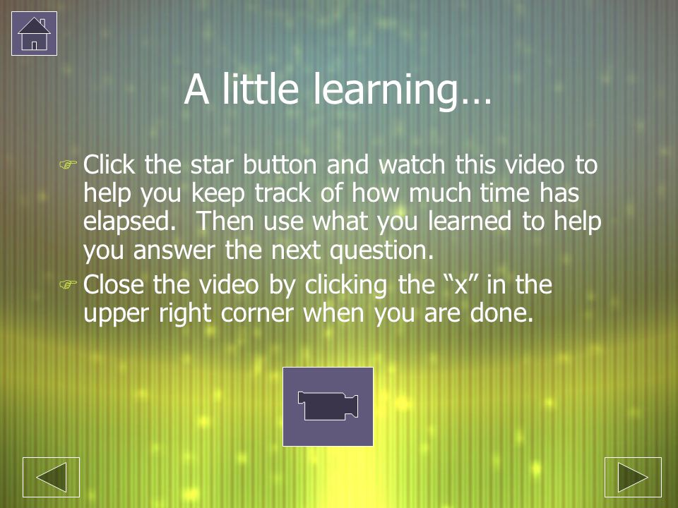 A little learning…