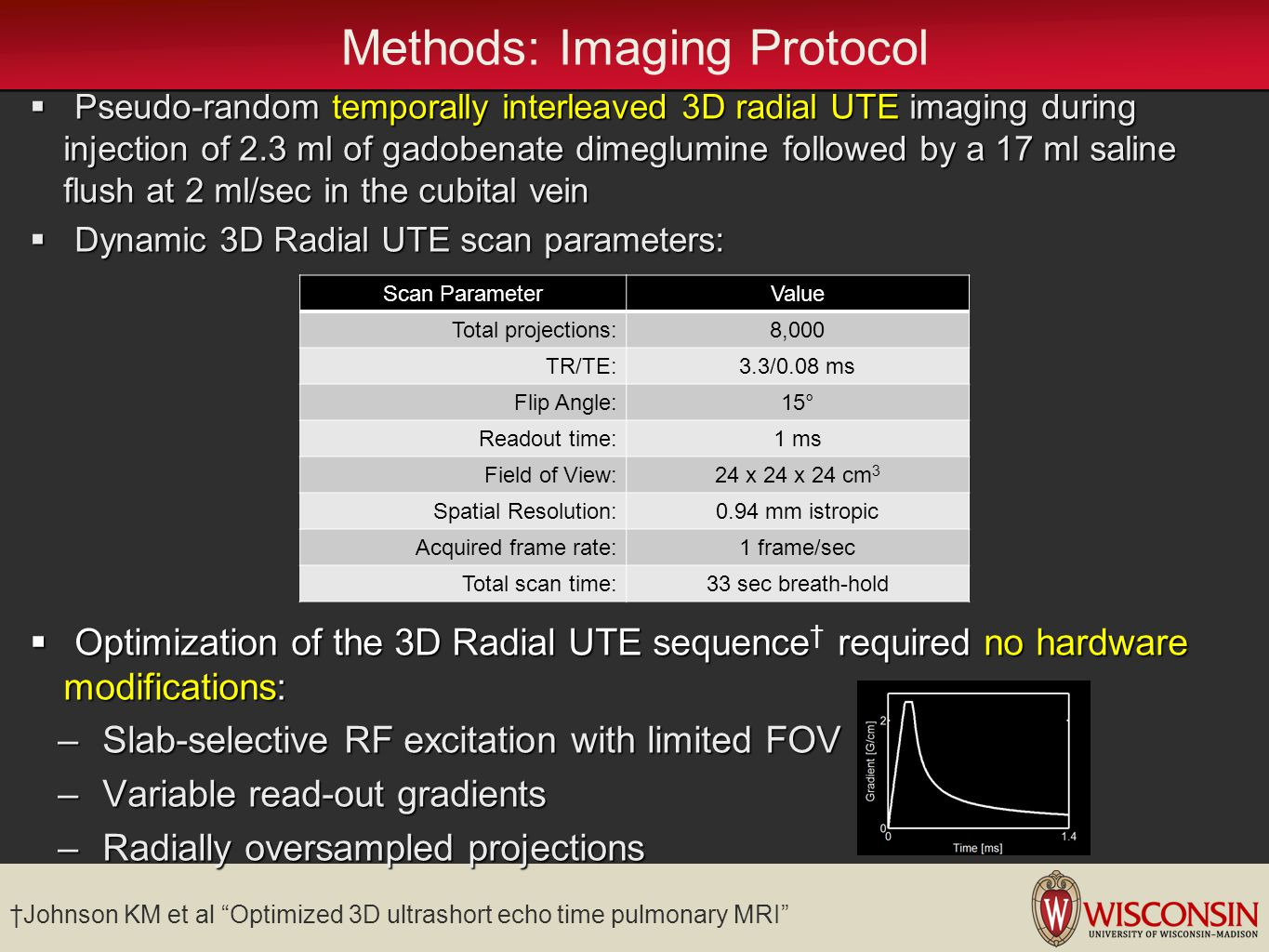 Methods: Imaging Protocol