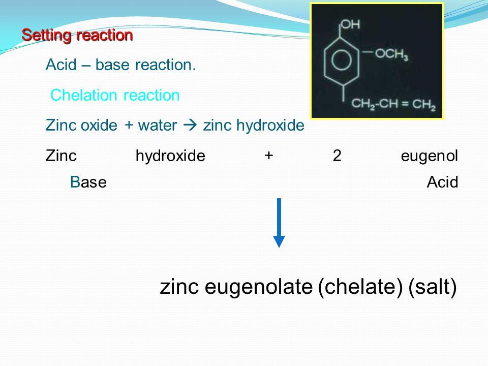zinc eugenolate (chelate) (salt)