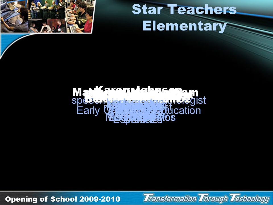 Star Teachers Elementary