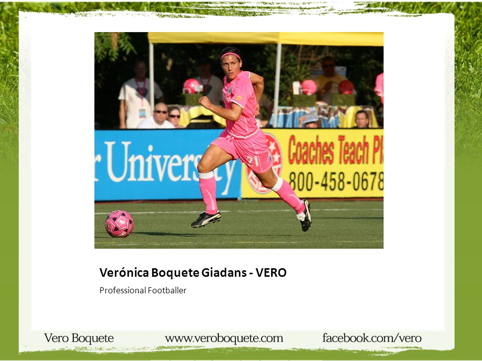 Verónica Boquete Giadans - VERO