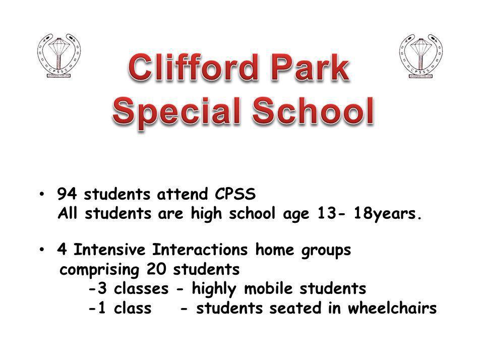 Clifford Park Special School