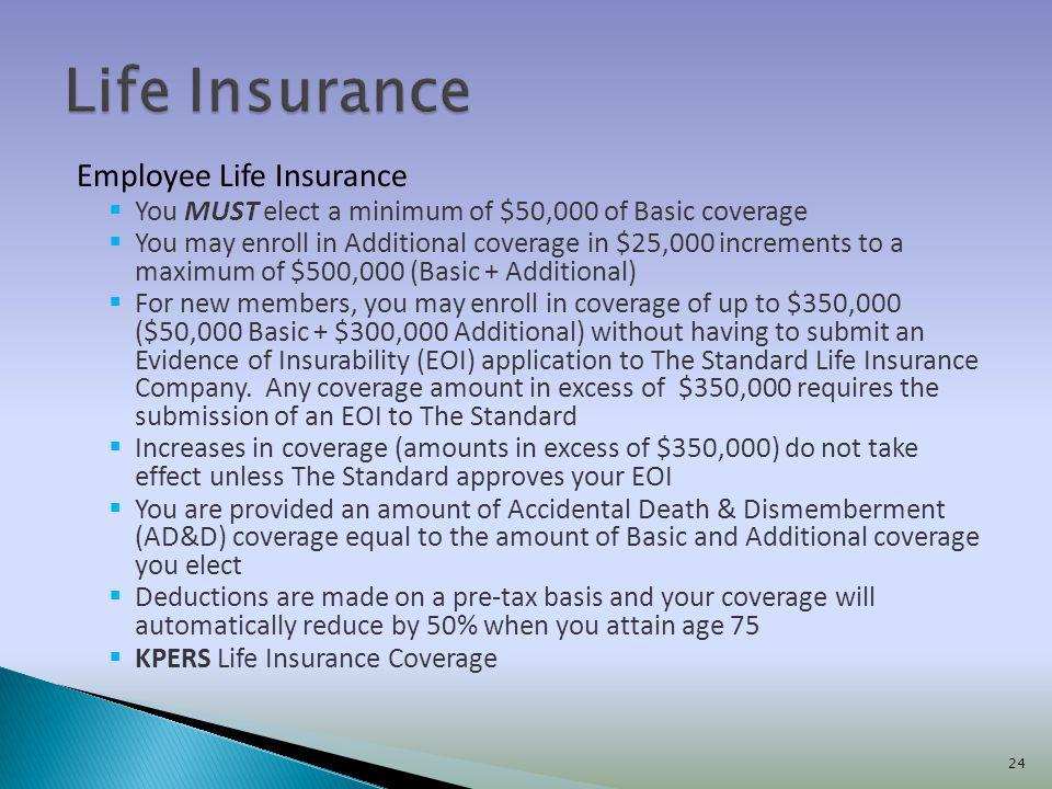 Life Insurance Employee Life Insurance