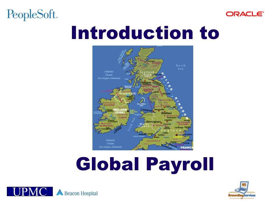 Introduction to Global Payroll NOTES: