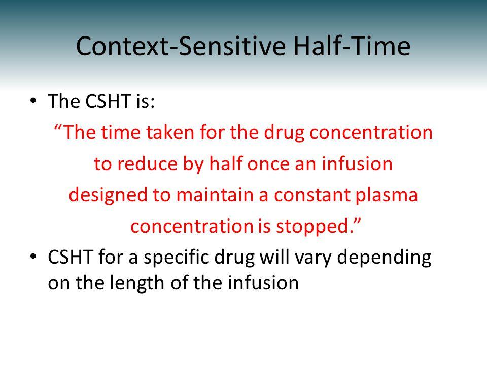 Context-Sensitive Half-Time