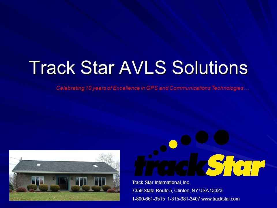 Track Star AVLS Solutions