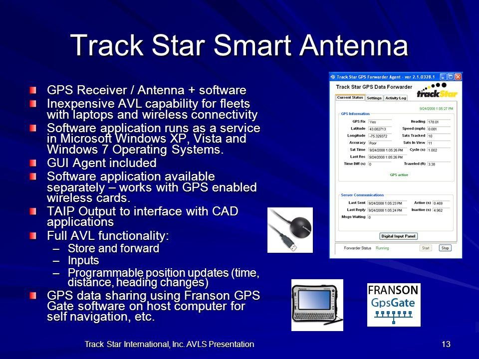 Track Star Smart Antenna