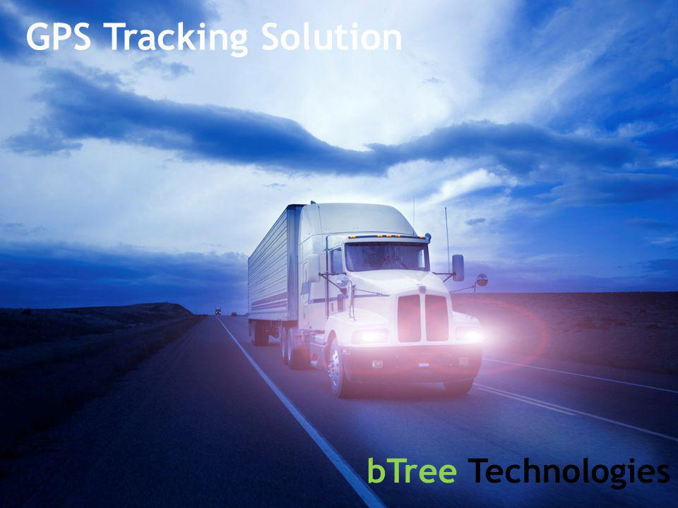 GPS Tracking Solution bTree Technologies
