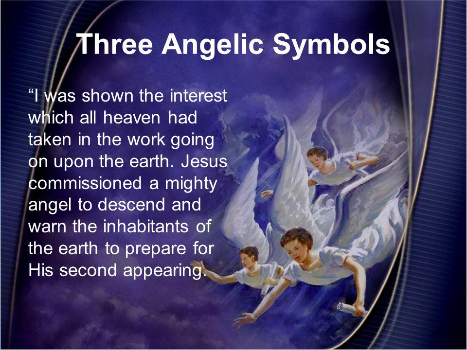 Three Angelic Symbols