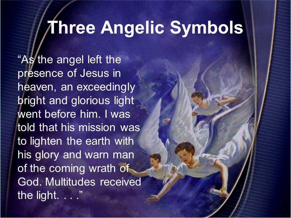 Three Angelic Symbols