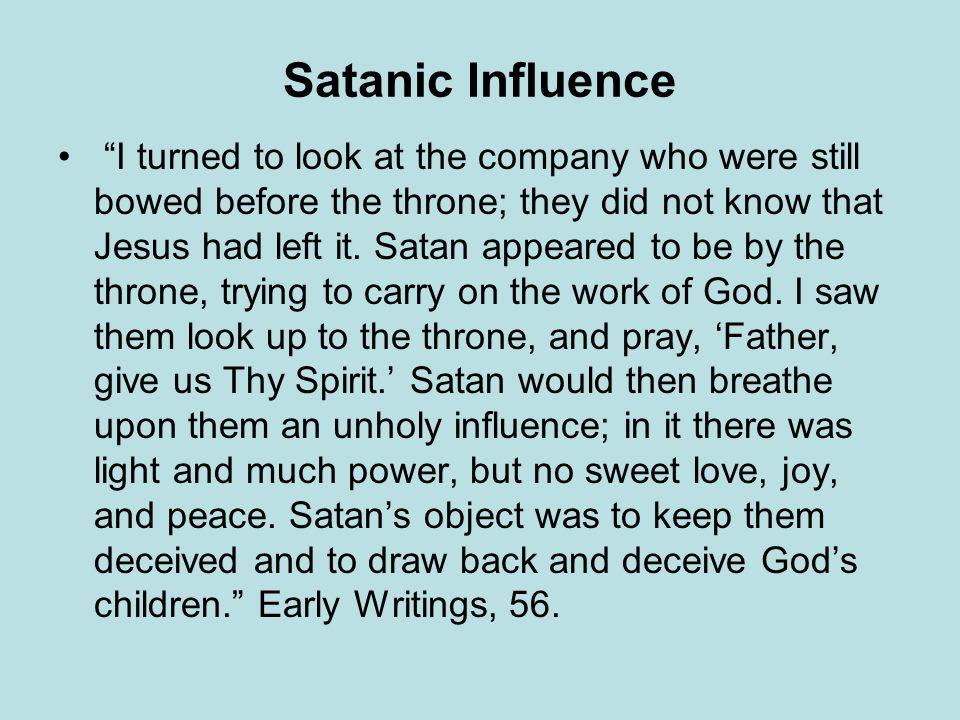 Satanic Influence