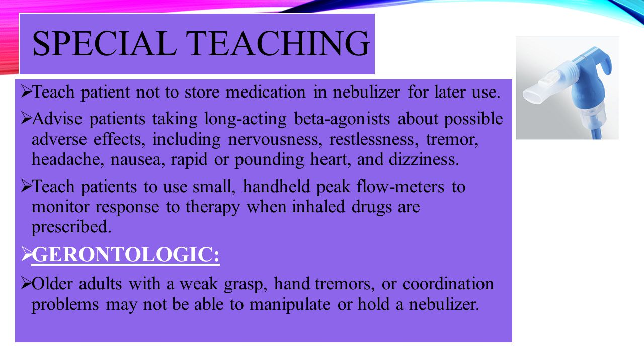 SPECIAL TEACHING GERONTOLOGIC: