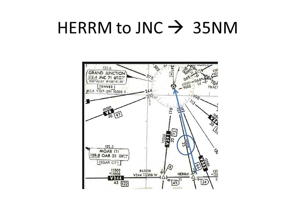 HERRM to JNC  35NM