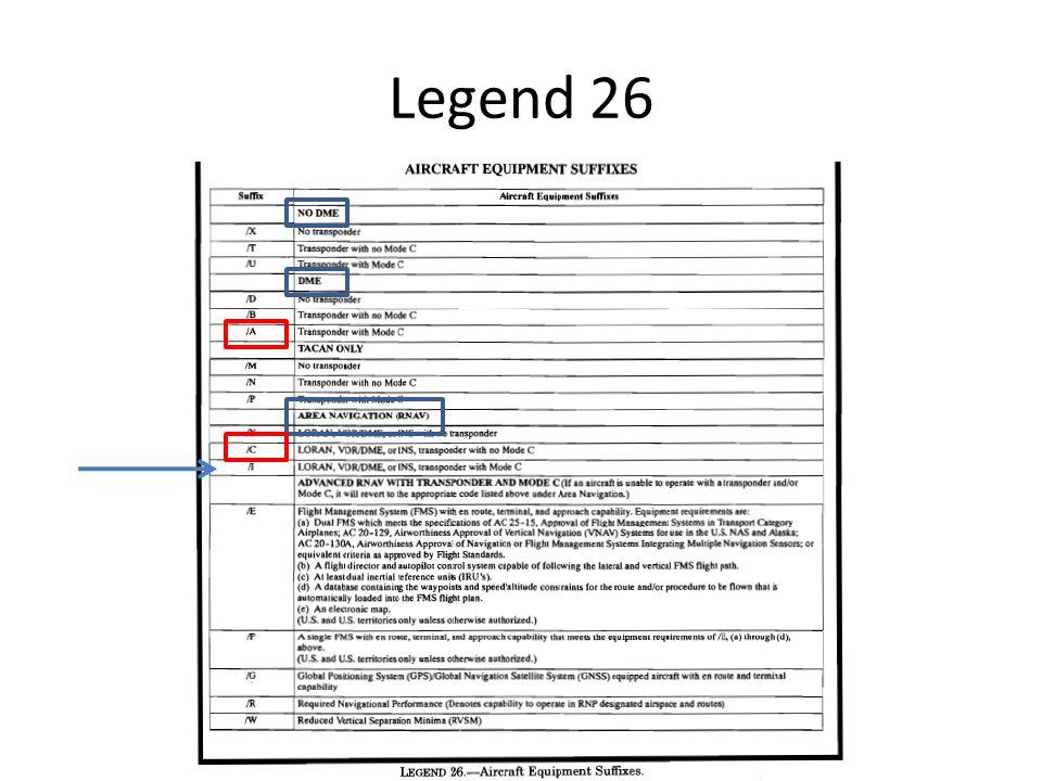 Legend 26