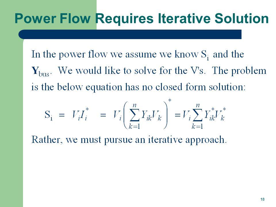 Gauss Iteration