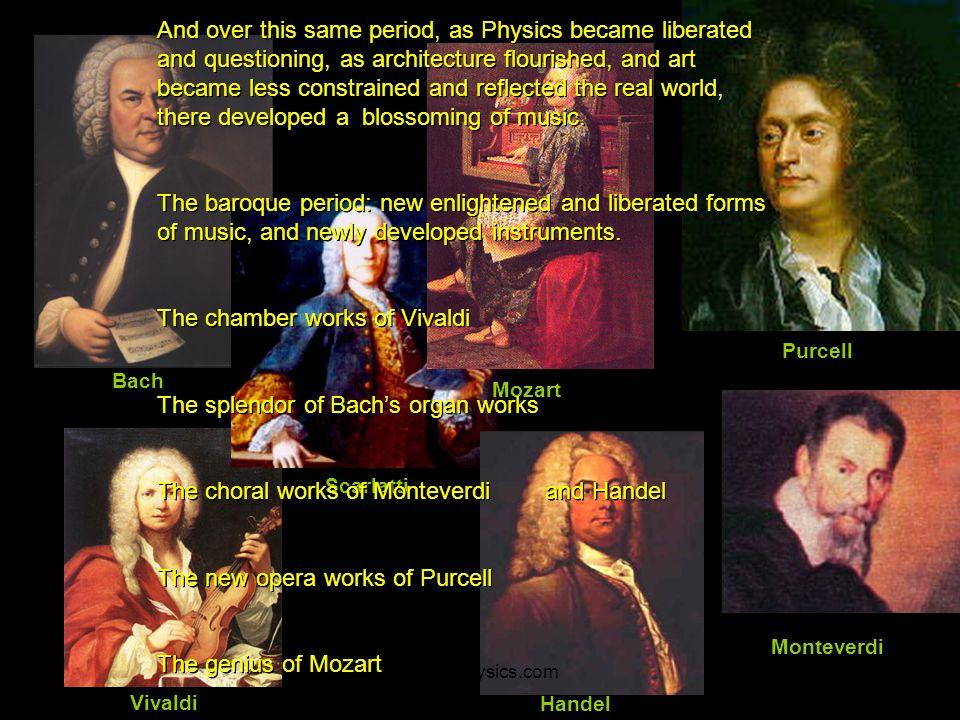 The chamber works of Vivaldi