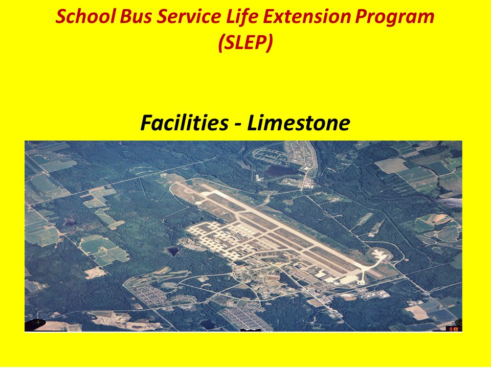 Facilities - Limestone