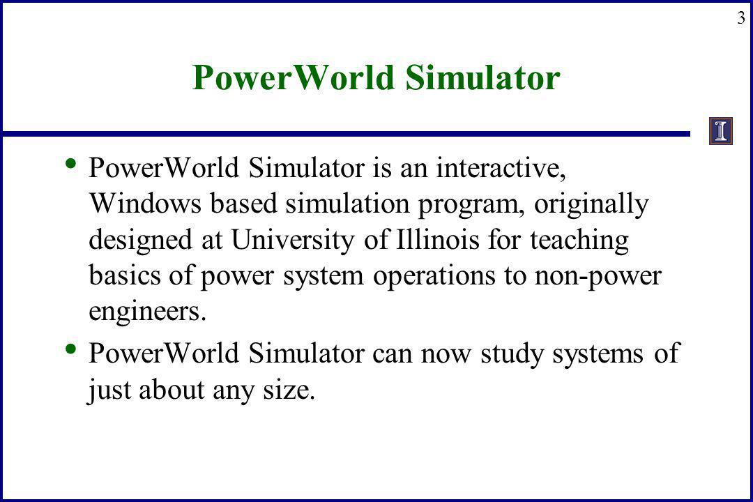 PowerWorld Simulator