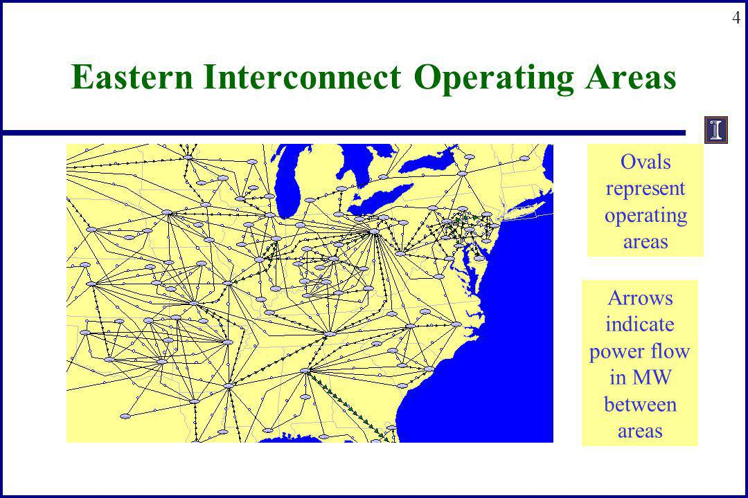 Eastern Interconnect Operating Areas