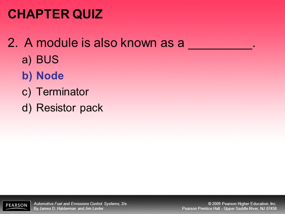2. A module is also known as a _________.