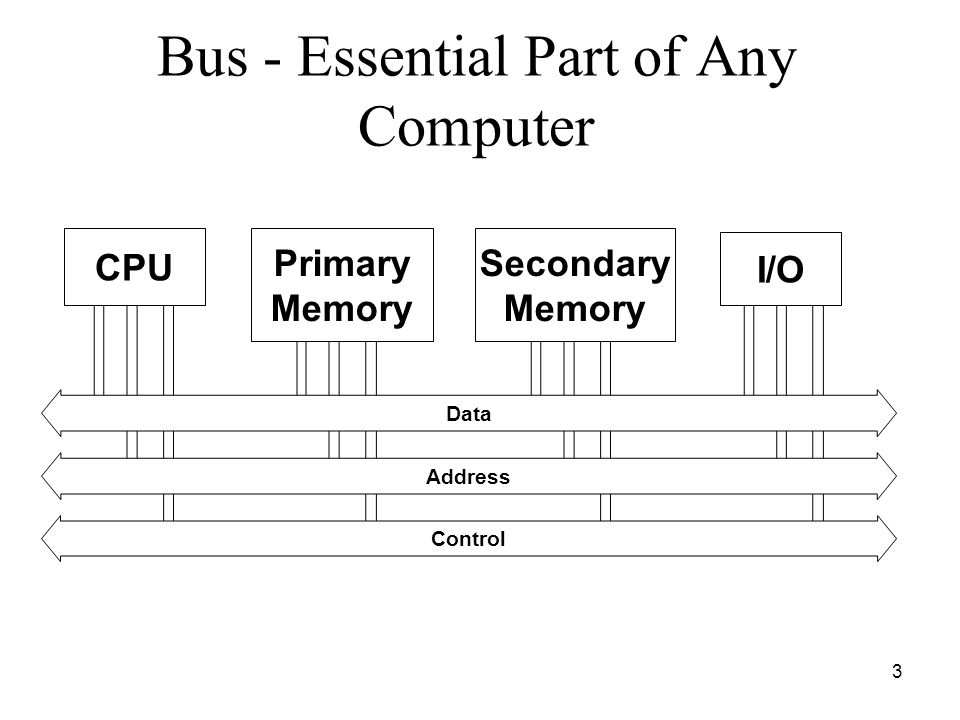 Bus - Essential Part of Any Computer