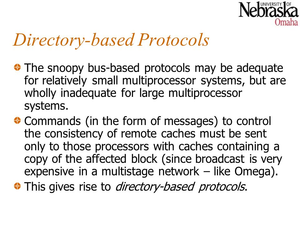 Directory-based Protocols