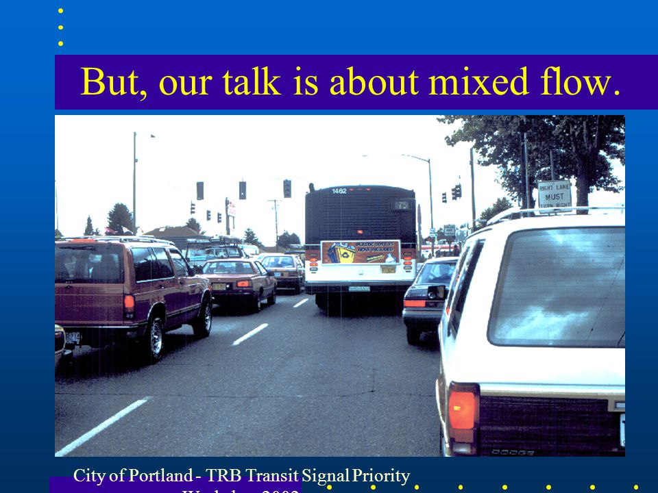 But, our talk is about mixed flow.