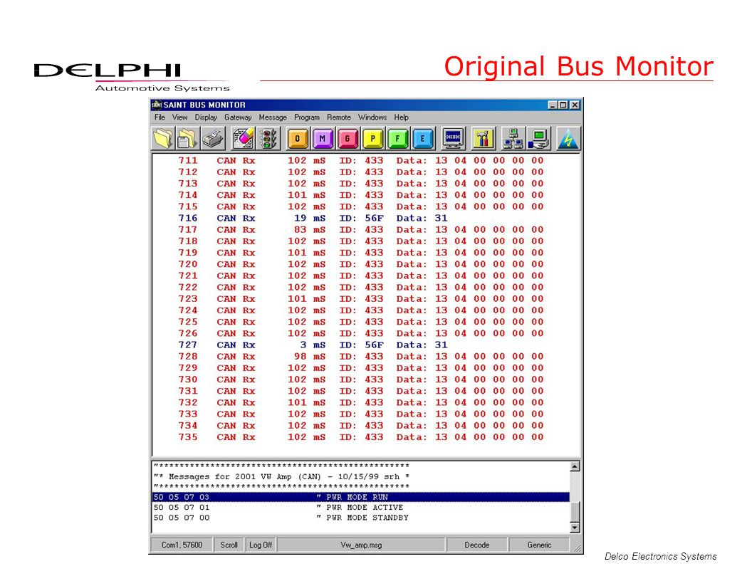 Original Bus Monitor