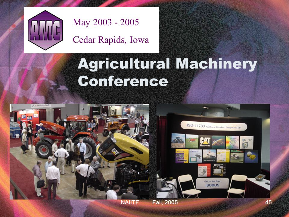 Agricultural Machinery Conference