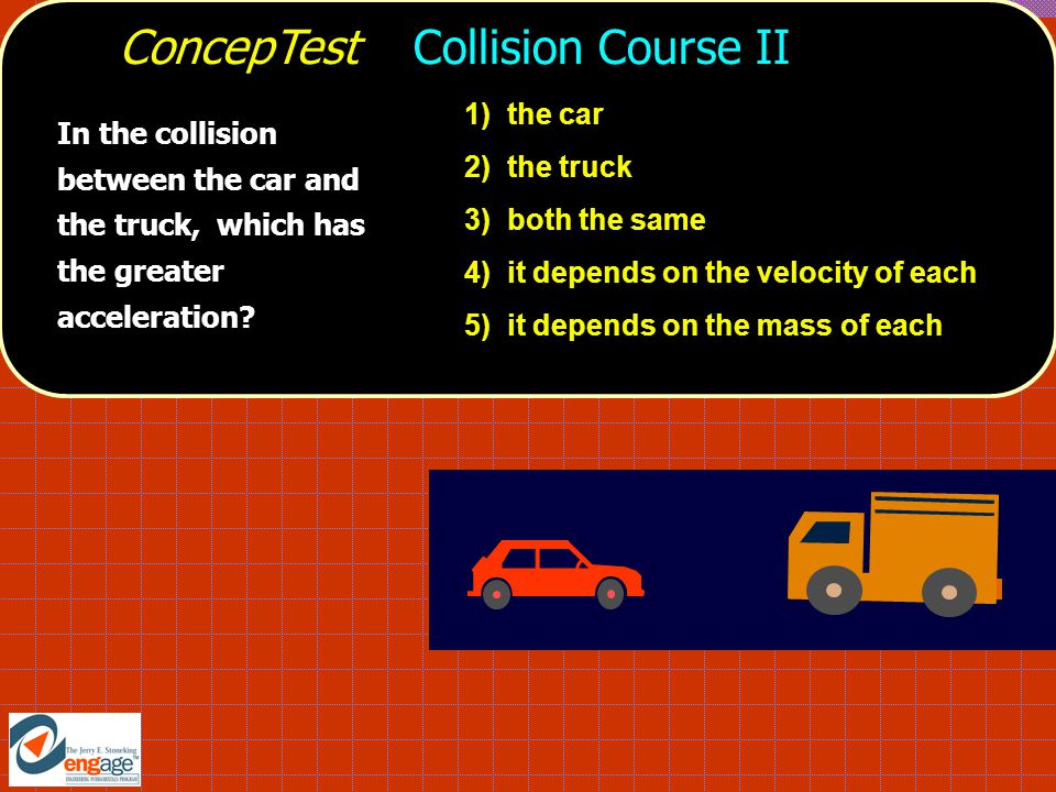 ConcepTest Collision Course II