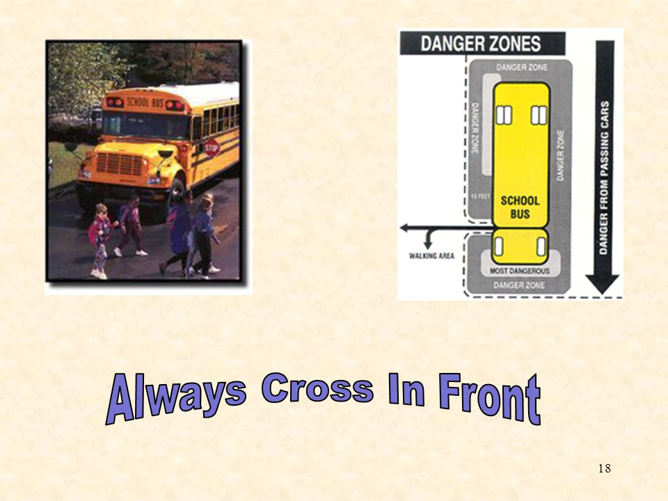Always Cross In Front