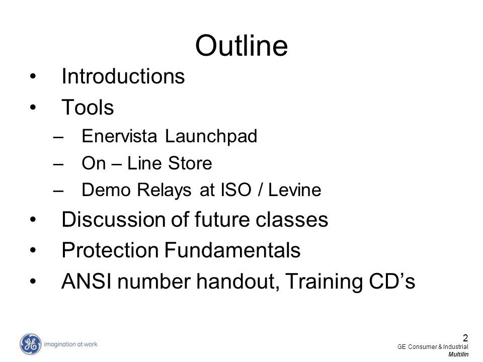 Outline Introductions Tools Discussion of future classes