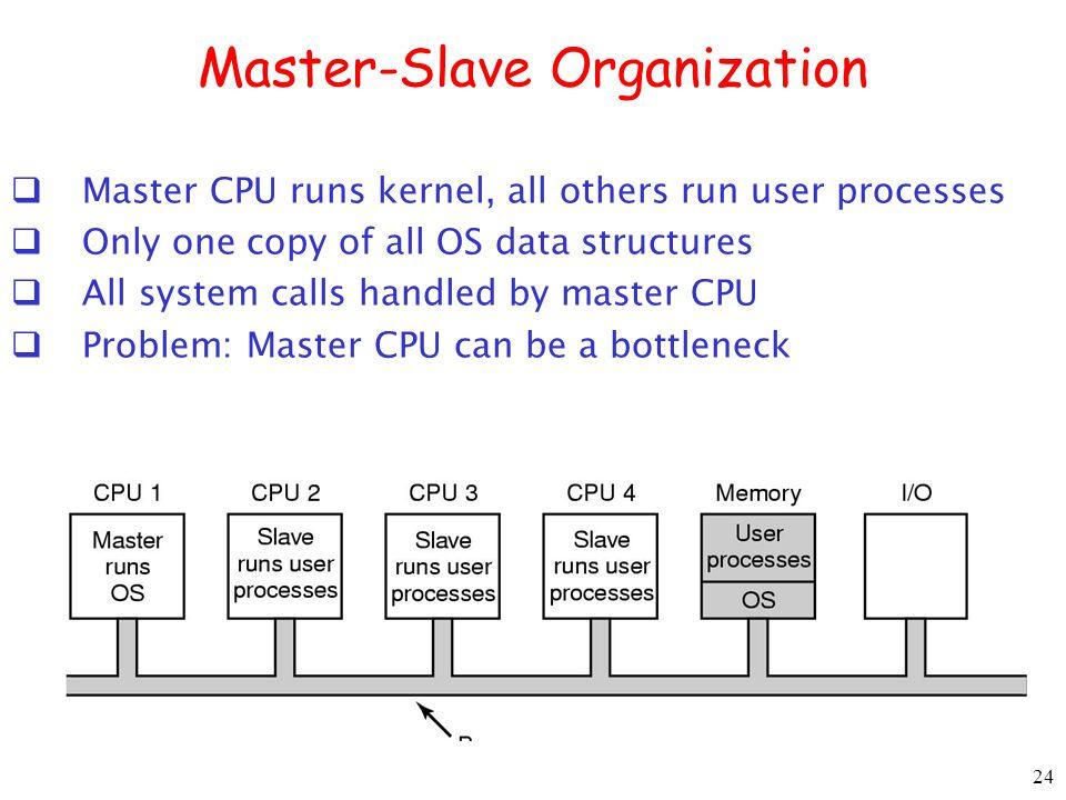 Master-Slave Organization