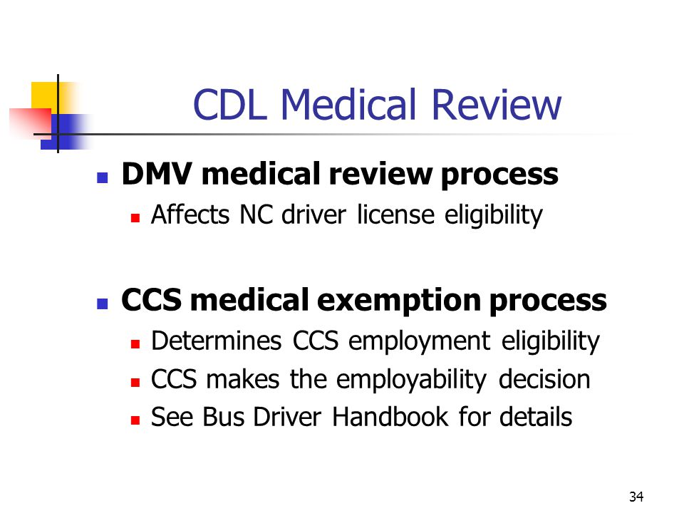 CDL Medical Review DMV medical review process