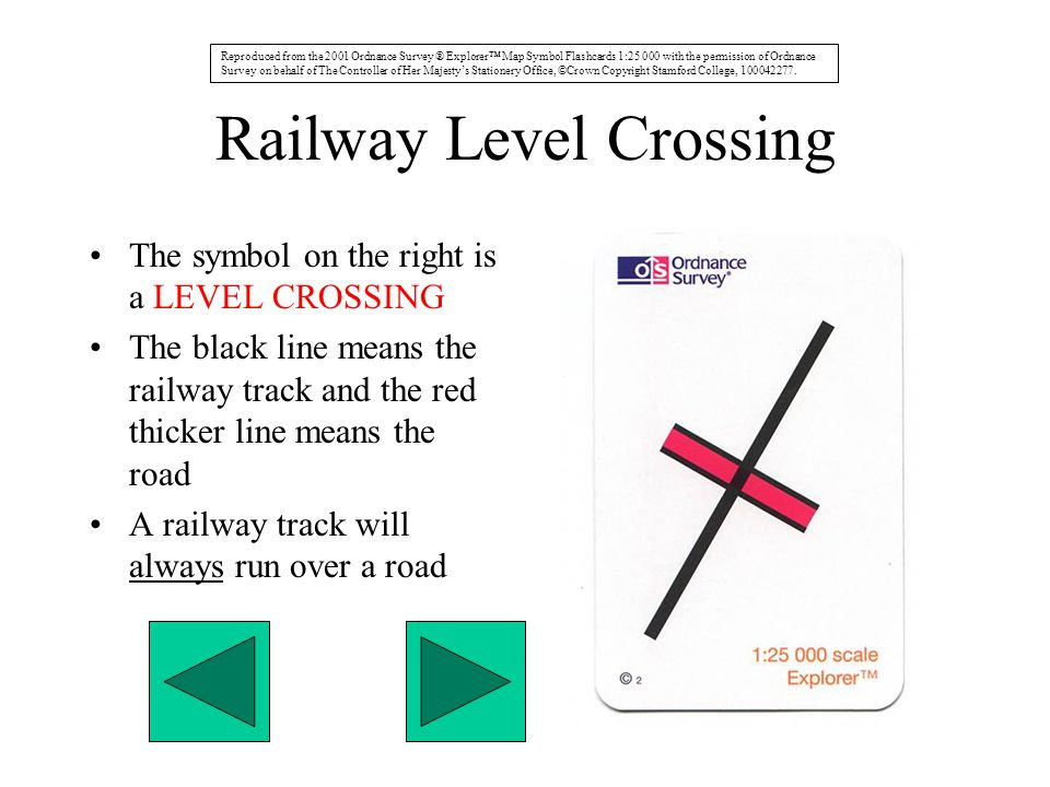 Railway Level Crossing