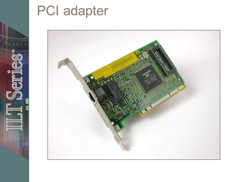 PCI adapter 23