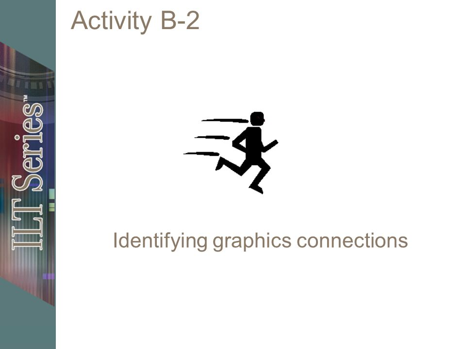 Identifying graphics connections