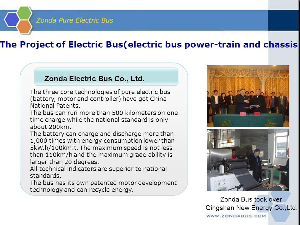 Qingshan New Energy Co.,Ltd.