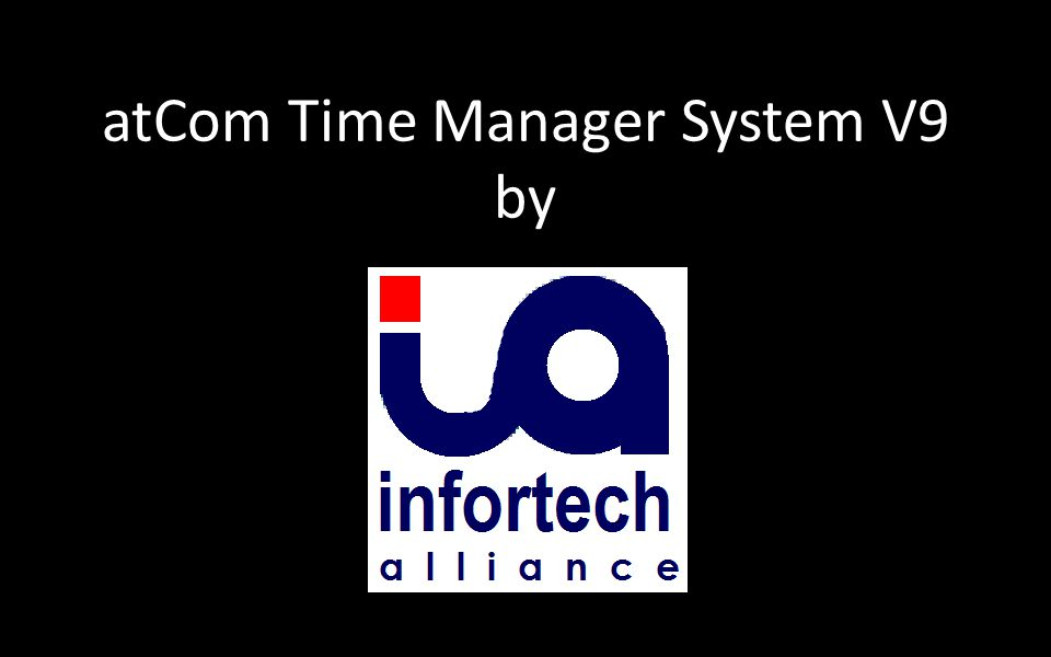 atCom Time Manager System V9 by