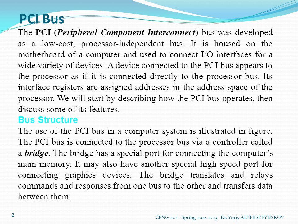 PCI Bus