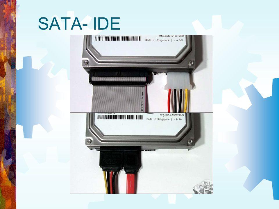 SATA- IDE