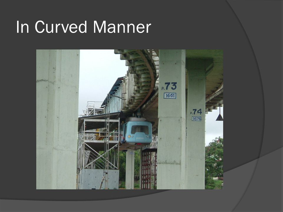 In Curved Manner