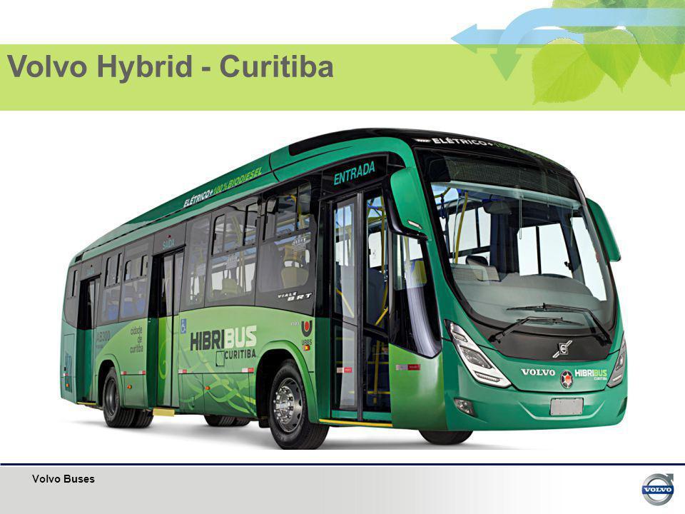 Volvo Hybrid - Curitiba