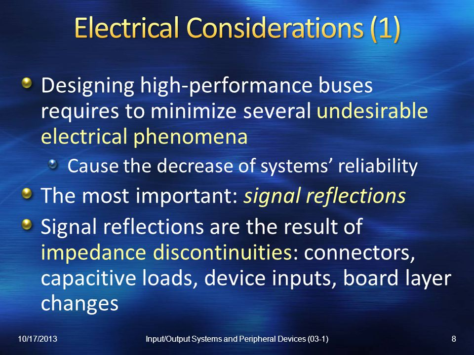 Electrical Considerations (1)