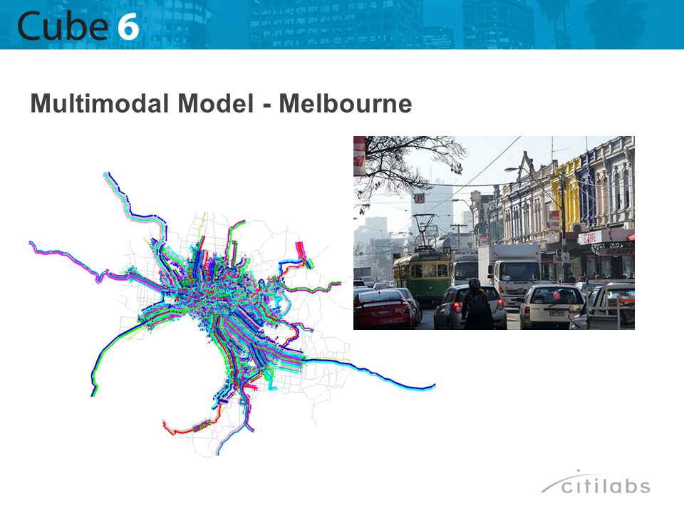 Multimodal Model - Melbourne