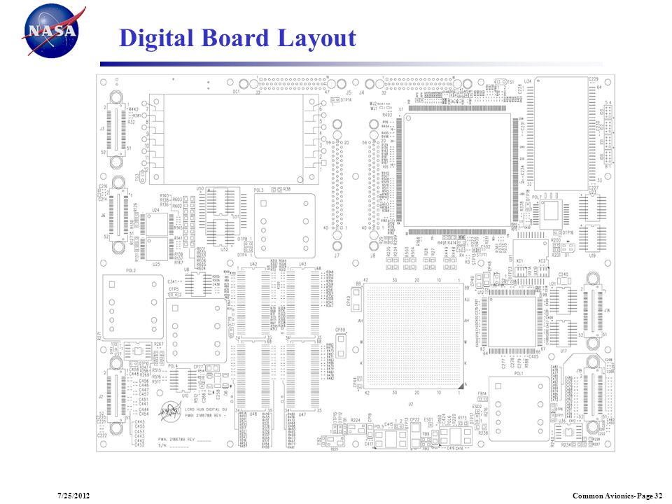 07/25/2012 Digital Board Layout